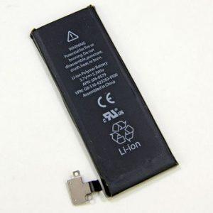 Apple iPhone 5S Batterij: 1560mAh Origineel