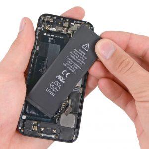 Iphone 5/5s accu vervangen