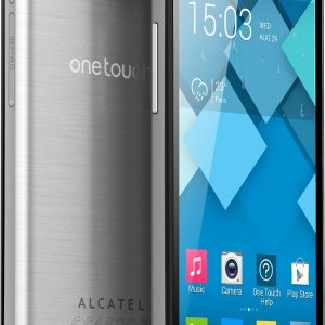 Alcatel One Touch Idol Mni  Zilver