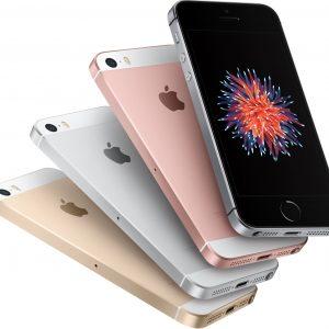 Apple iPhone SE - 16GB - REFURBISHED als NIEUW